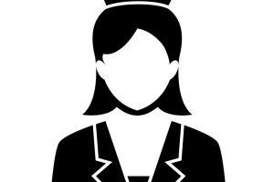 nurse sign symbol icon