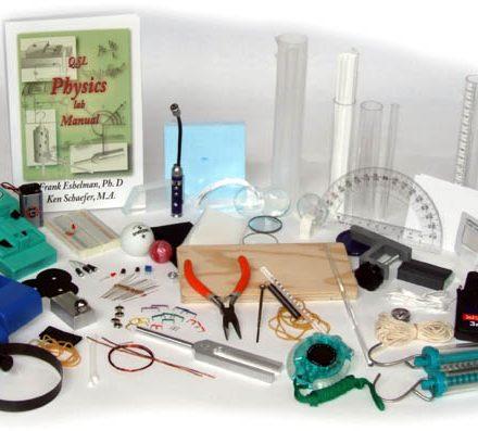 Physics Lab Assistant