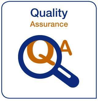 Junior Coordinator of Quality Assurance