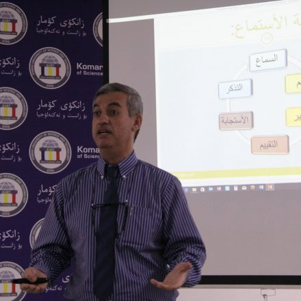 Workshop on Communication Skills